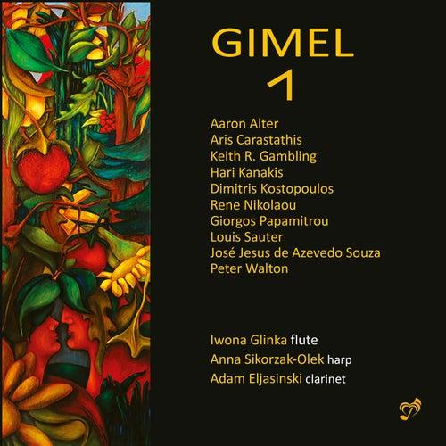 Gimel by Iwona Glinka