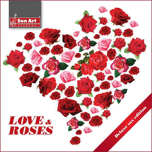 Love & Roses by Adrian Petrescu