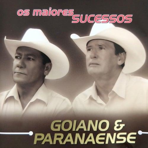Os Maiores Sucessos de Goiano e Paranaense