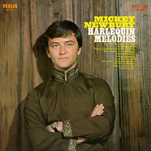 Harlequin Melodies de Mickey Newbury