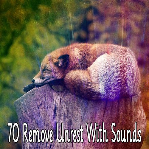 70 Remove Unrest With Sounds von Best Relaxing SPA Music