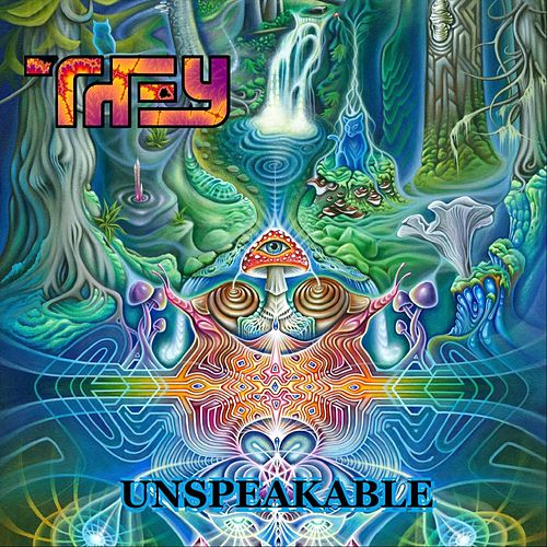 Unspeakable von They