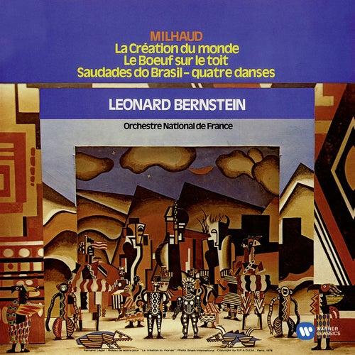 Milhaud - Orchestral Works de Leonard Bernstein / New York Philharmonic