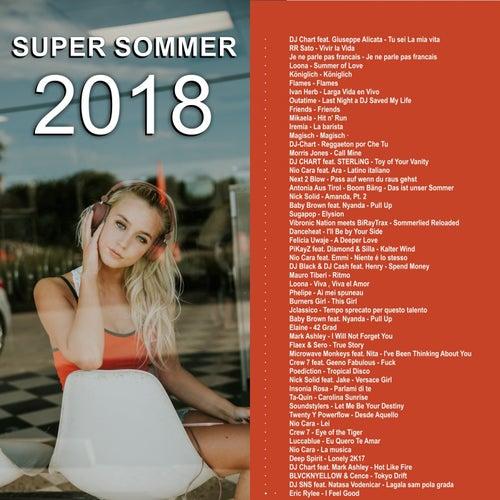 Super Sommer 2018 von Various Artists