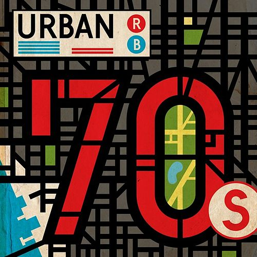 Urban 70s by Various Artists