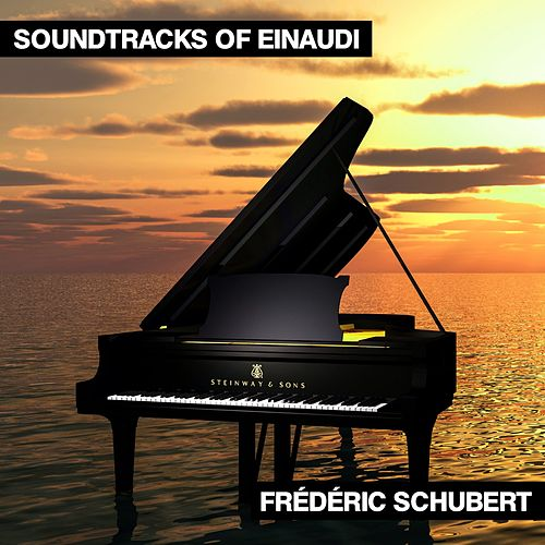 Soundtracks of Einaudi de Frédéric Schubert