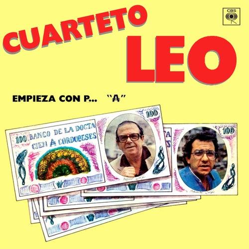 Empieza Con P... von Cuarteto Leo