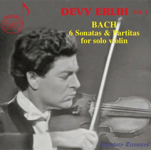 Devy Erlih, Vol. 1: Bach Sonatas & Partitas de Devy Erlih