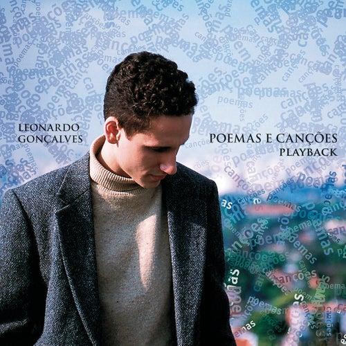 Poemas e Canções (Playback) by Leonardo Gonçalves