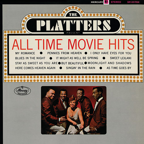 All Time Movie Hits by The Platters