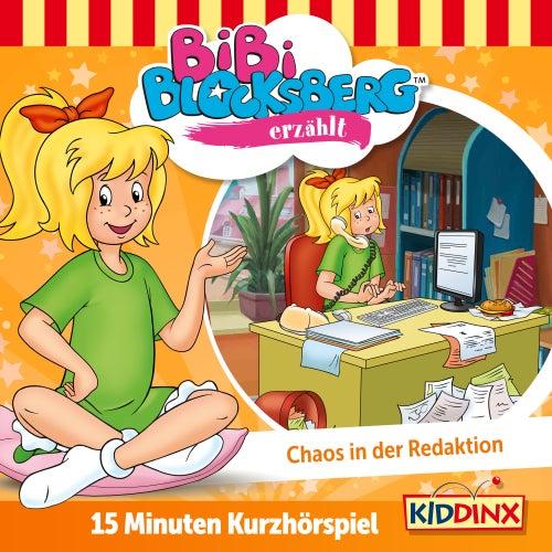 Kurzhörspiel - Bibi erzählt: Chaos in der Redaktion von Bibi Blocksberg