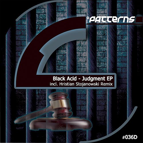 Judgment EP by Black Acid