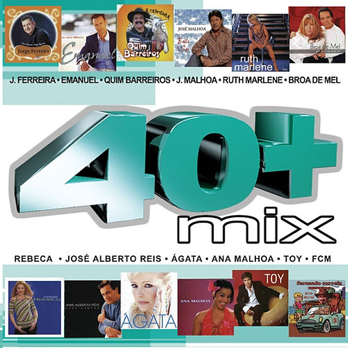 40+ Mix by Various Artists