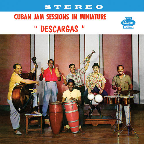 Cuban Jam Sessions in Miniature