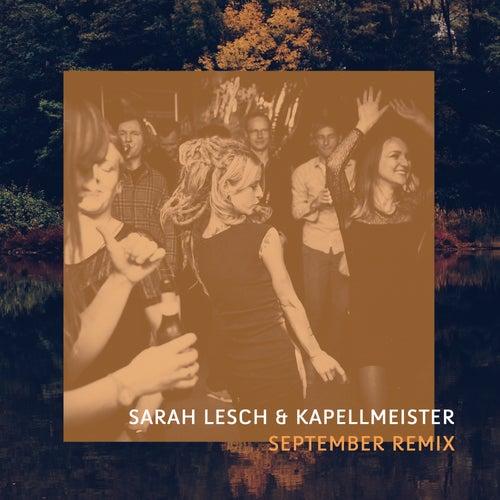 September von Sarah Lesch