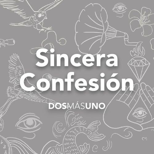 Sincera Confesión de Dos Más Uno