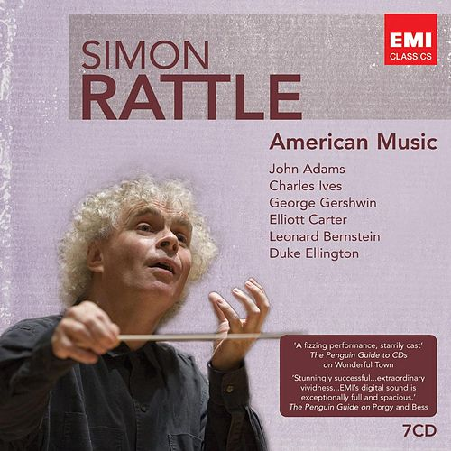 Rattle: American Music by Sir Simon Rattle