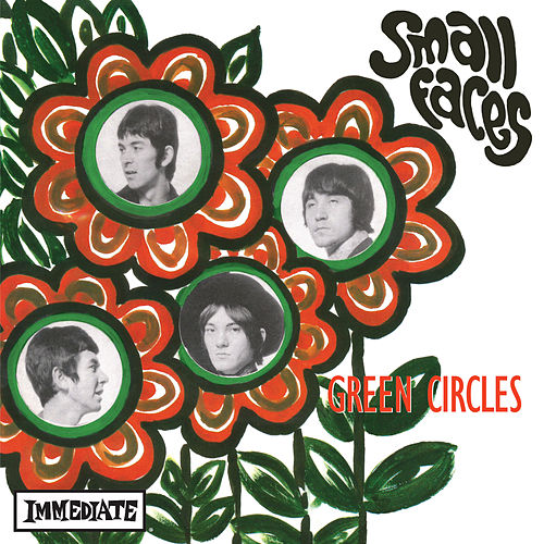 Green Circles by Small Faces