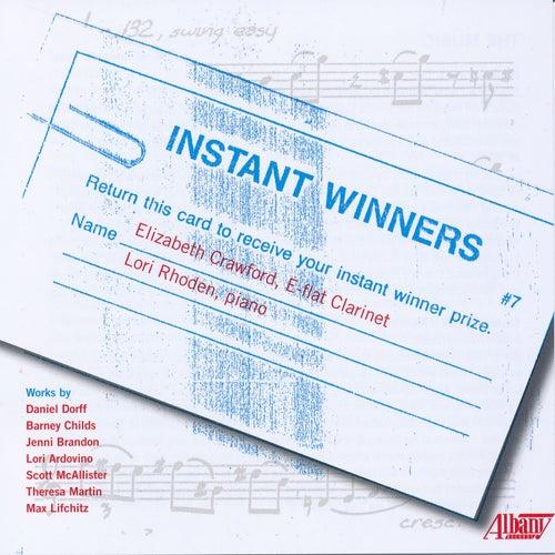 Instant Winners by Elizabeth Crawford