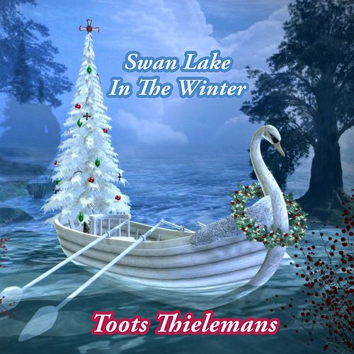 Swan Lake In The Winter von Toots Thielemans