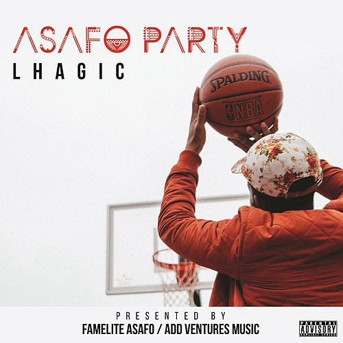 Asafo Party by Lhagic