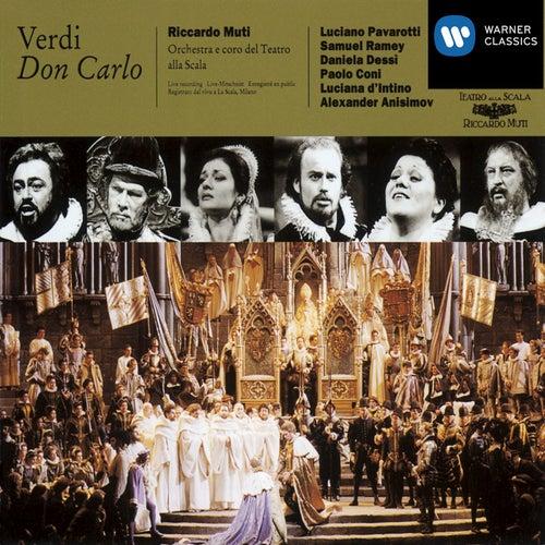Verdi - Don Carlo de Luciano Pavarotti