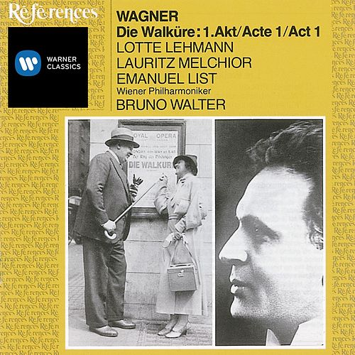 Wagner: Die Walküre, Act I by Wiener Philharmoniker