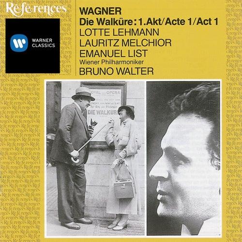 Wagner: Die Walküre, Act I de Wiener Philharmoniker