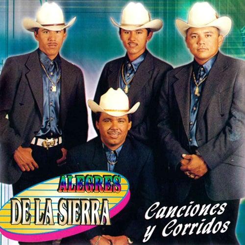 Canciones y Corridos by Los Alegres De La Sierra