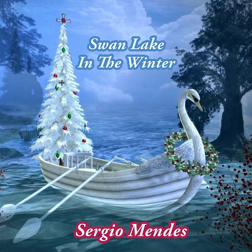 Swan Lake In The Winter by Sergio Mendes