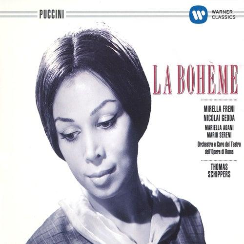 Puccini - La bohème by Thomas Schippers