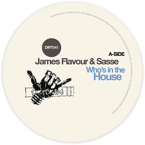 Who's in the House von James Flavour