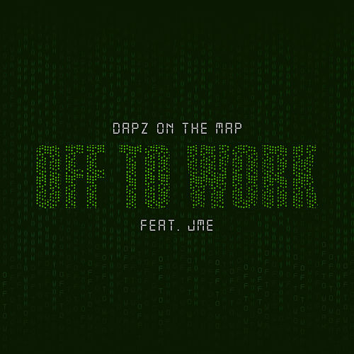 Off to Work de Dapz on the Map