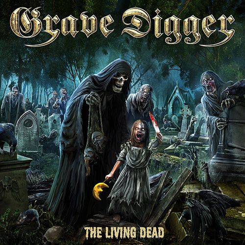 The Living Dead (Bonus Track Version) by Grave Digger