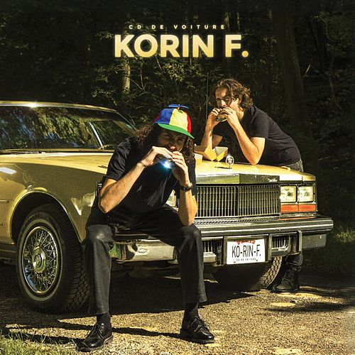 CD de voiture de Korin F.