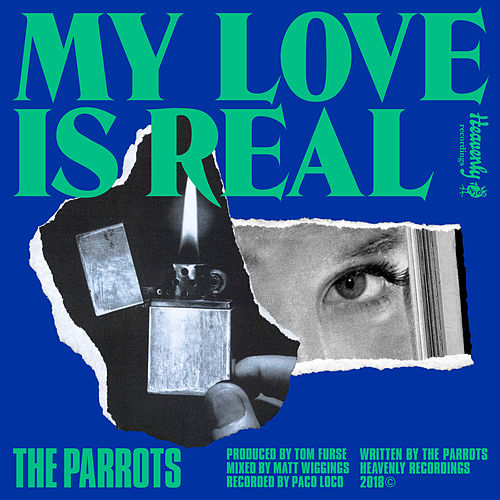 My Love Is Real by The Parrots