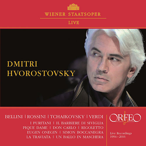 Wiener Staatsoper Live: Arias of Bellini, Rossini, Tchaikovsky & Verdi von Various Artists