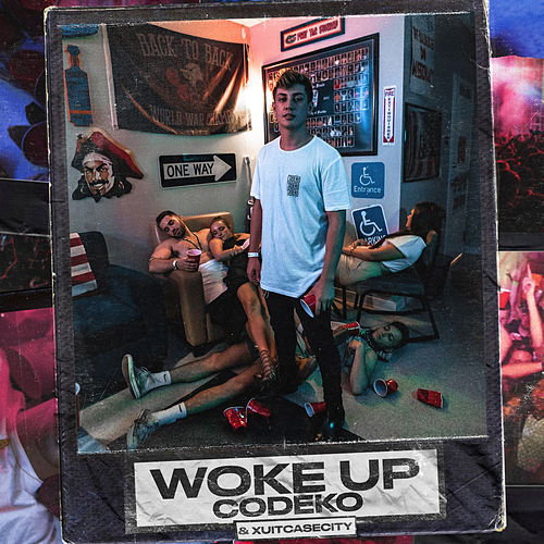 Woke Up (feat. Xuitcasecity) by Codeko