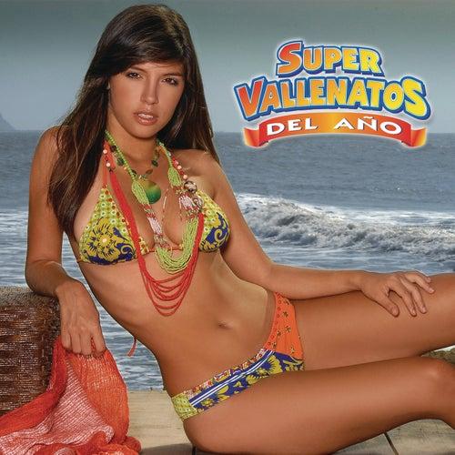 Super Vallenatos 2010 von Various Artists