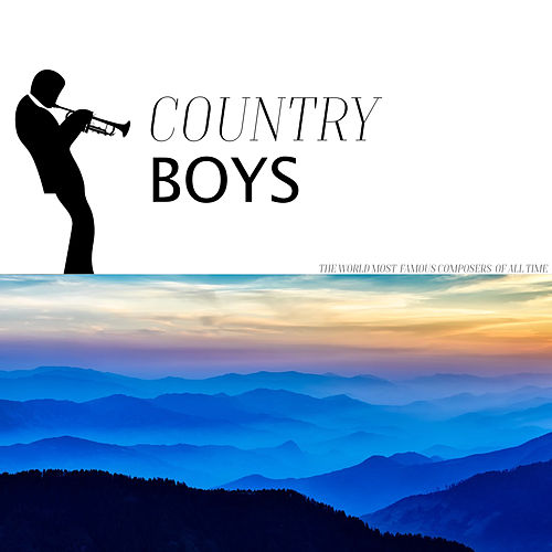Country Boys de Various Artists