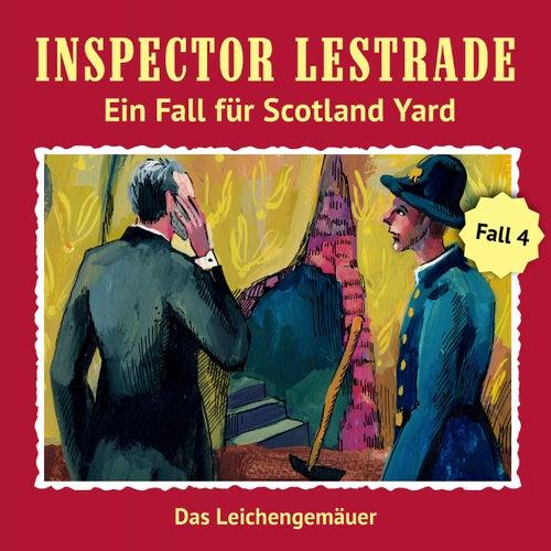 Ein Fall für Scotland Yard: Das Leichengemäuer von Inspector Lestrade