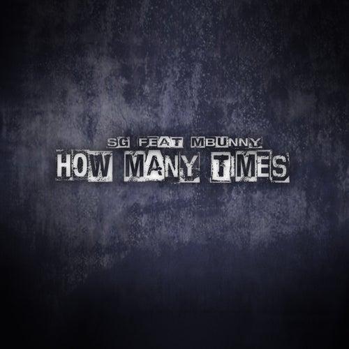 How Many Times (feat. MBunny) van SG