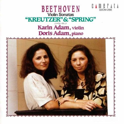 Beethoven: Violin Sonatas von Doris Adam Karin Adam