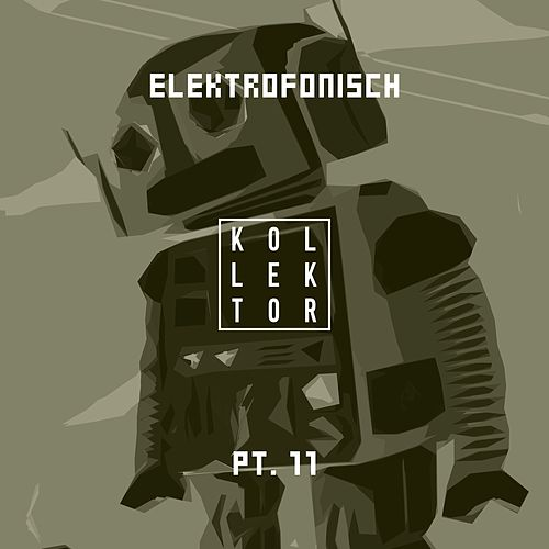 Elektrofonisch, Pt. 11 de Various Artists