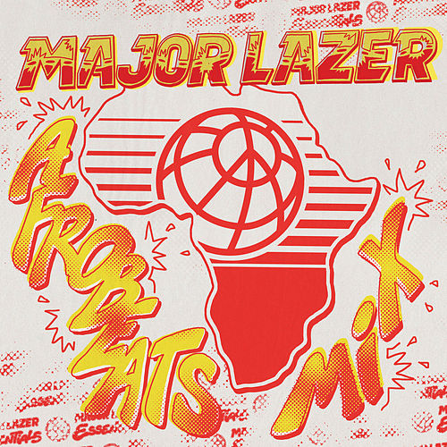 Afrobeats Mix (DJ Mix) de Major Lazer