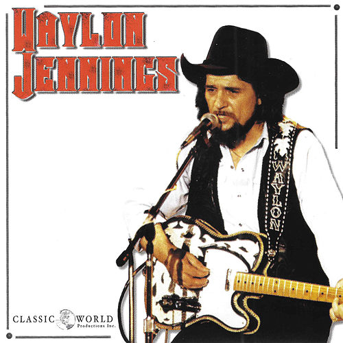 Waylon Jennings by Waylon Jennings