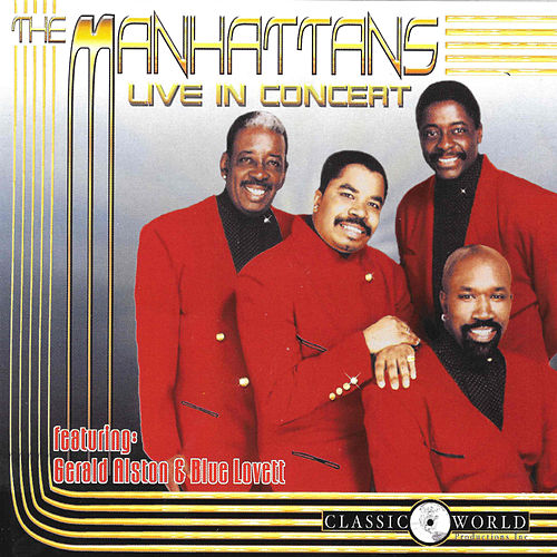 Live In Concert de The Manhattans
