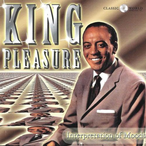 Interpretation Of Moods de King Pleasure