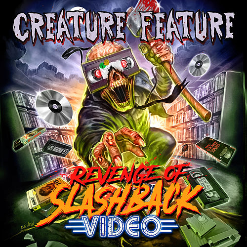 Sometimes They Come Back (Revenge of Slashback Video) by Creature Feature