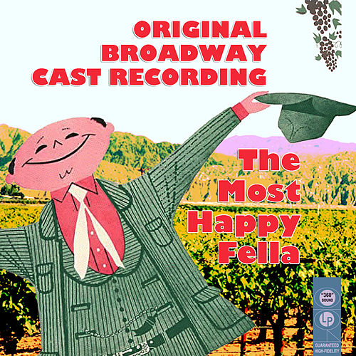 The Most Happy Fella (original Broadway Cast Recording) by Soundtrack